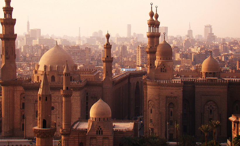 Cairo-Mosques